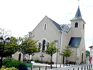 Légende de St BRAILLOU de l' Eglise St Clément à Chasseneuil du Poitou, près de Poitiers dans la Vienne 86 Tourisme Nouvelle Aquitaine