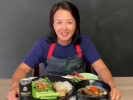 Introducing Bun Cha Ha Noi