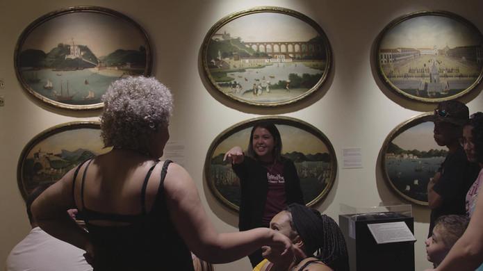 Casa Ronald + Museu Histórico Nacional