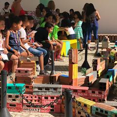 Projeto da Vila Olímpica Machado de Assis