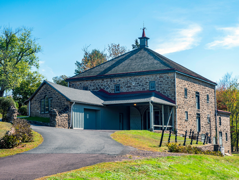 John James Audubon House & Barns