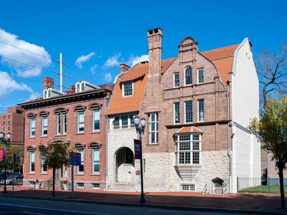 Rutgers Writers House
