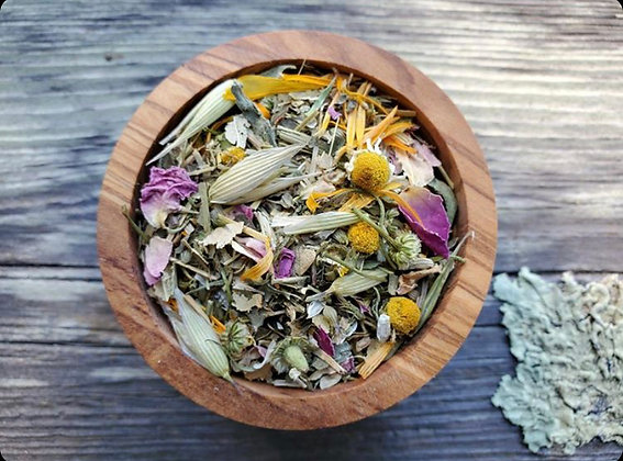 NOURISHING NERVINE TEA