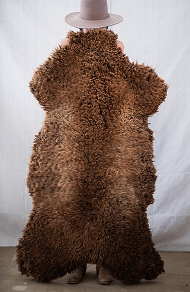 LIGHT BROWN TRADITIONAL HIDE #008
