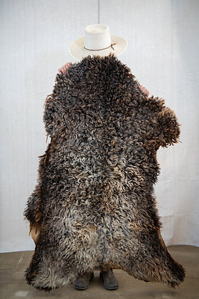 FROSTY BROWN TRADITIONAL HIDE