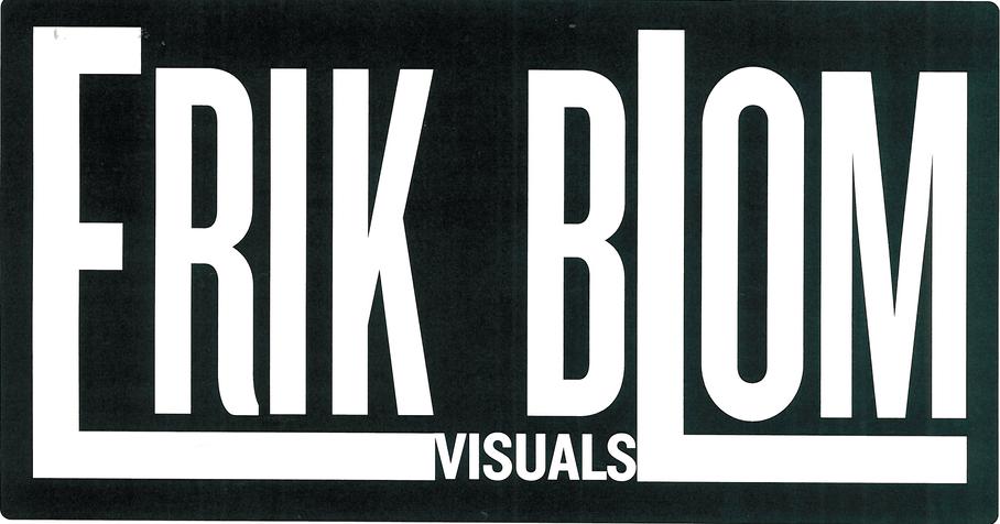 Erik Blom Visuals Logo