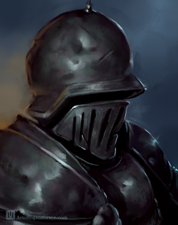 Craig the Lost Knight