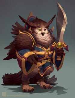 Dallistar The Owl Lord