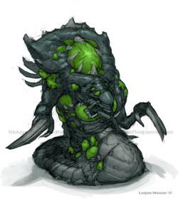 Hydra-Bane Concept-Rough