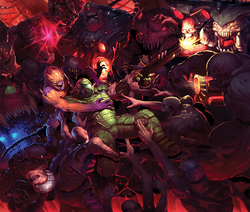 Doom-FLAT FINAL Artstation