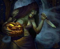 Halloween Hag v.2-WM