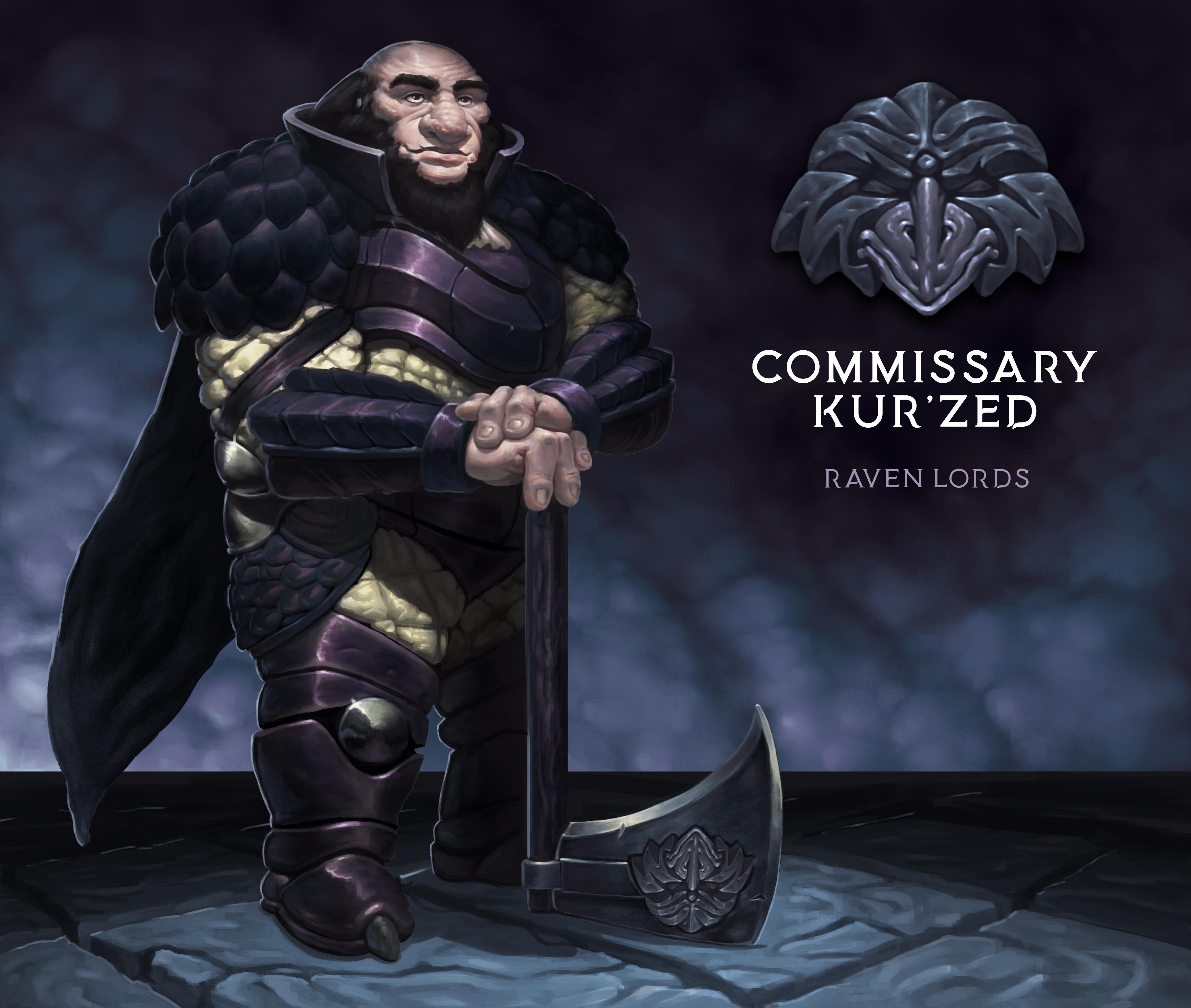 Dwarf-Raven-production