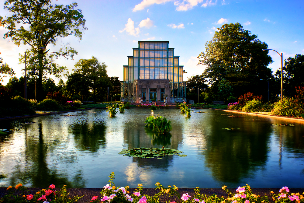 The Jewel Box Conservatory