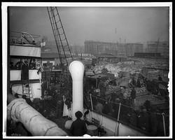 Baltimore waterfront, circa 1910