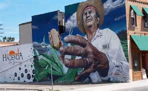 southwest Detroit Mexican mural