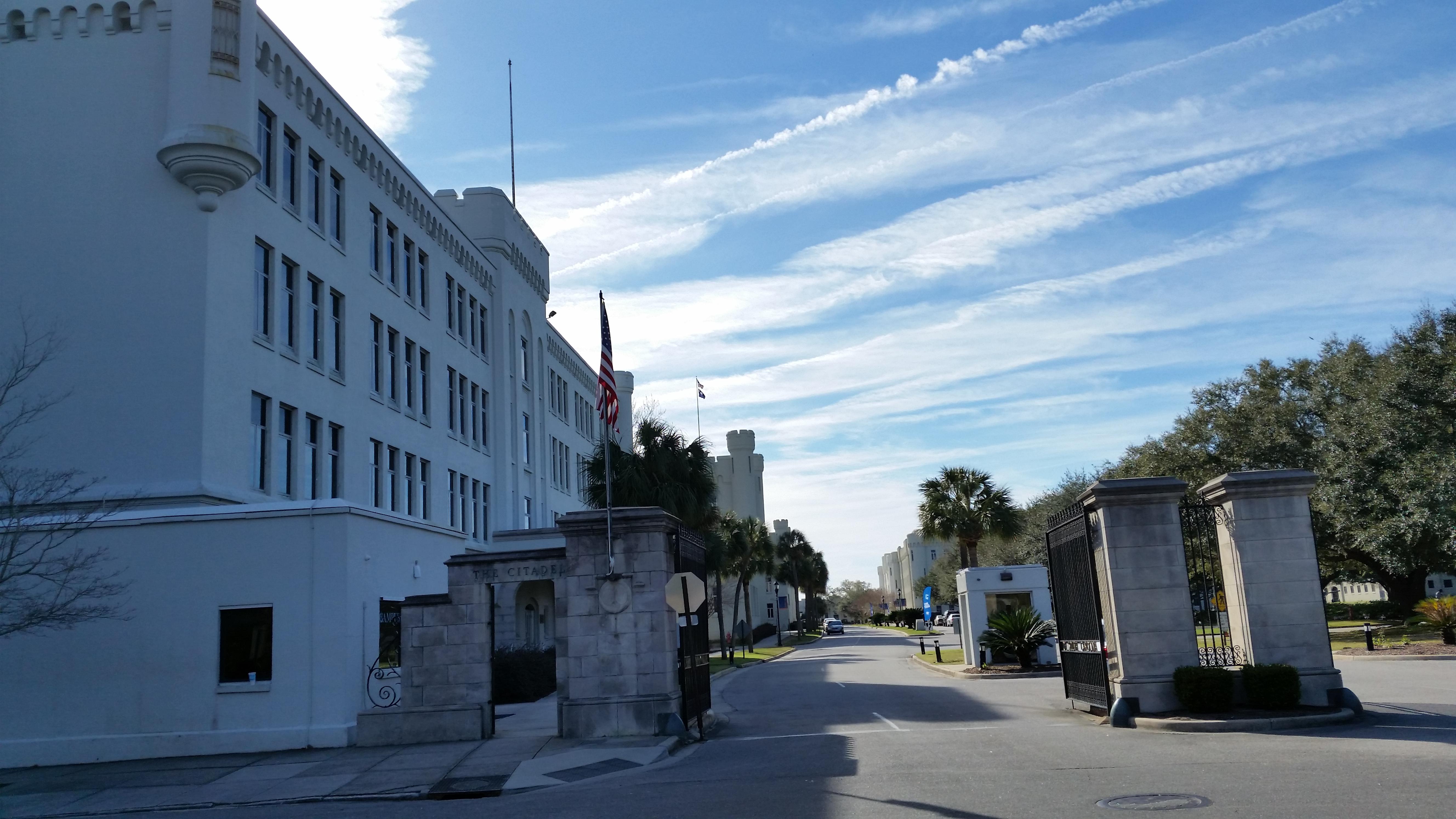 Citadel military college