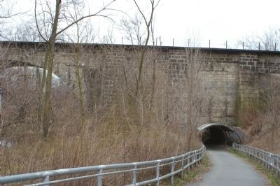 Baltimore's Carrolton Viaduct
