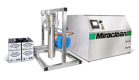 Ultrasonic Tank with Filter