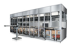 Ultrasonc Parts Cleaning Line