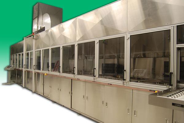 Automated Titanium Anodize