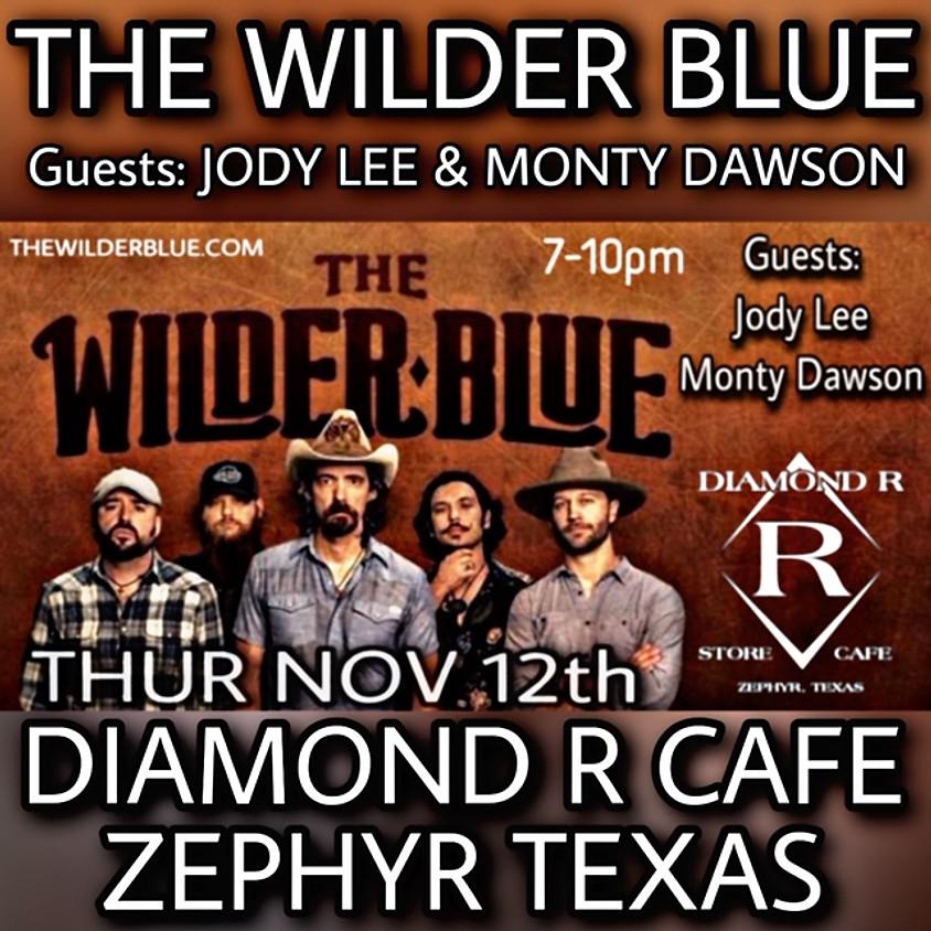 The Wilder Blue Band (Zane Williams)