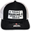 Thumbnail: License Plate Hat - Black/White
