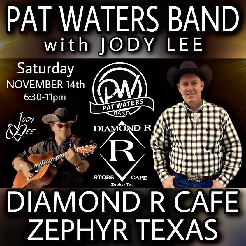 Pat Waters Band with Jody Lee