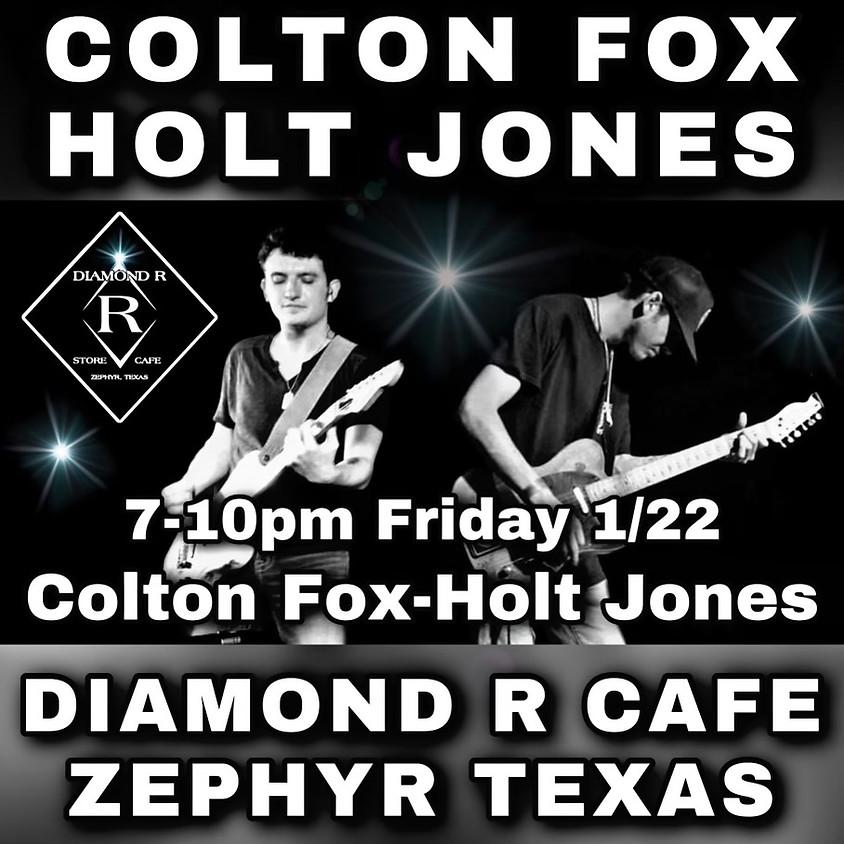 FOX & FRIENDS SHOW - Colton Fox & Holt Jones