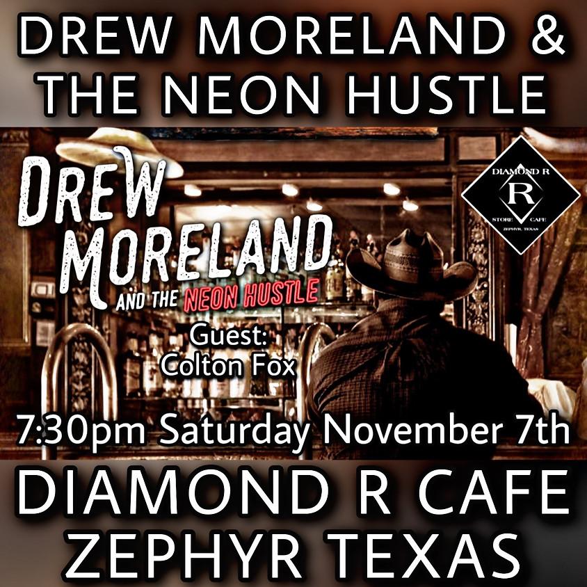 Drew Moreland & The Neon Hustle
