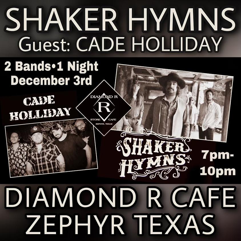 Shaker Hymns Band & Cade Holliday Band