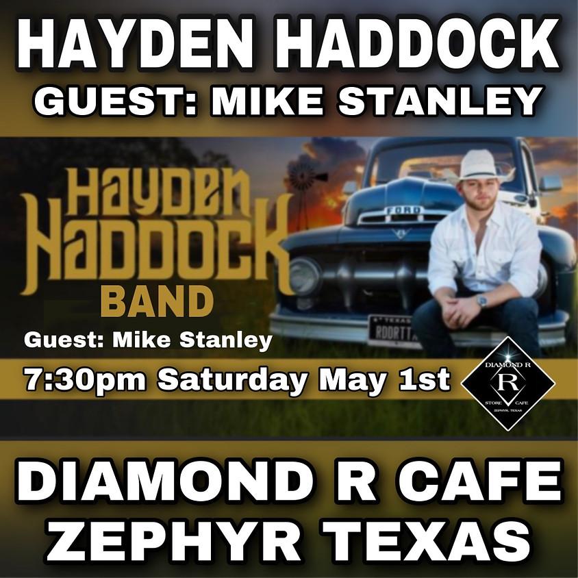 Hayden Haddock Full Band
