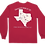 Thumbnail: Where the heck is Zephyr, TX - Long Sleeve - Red