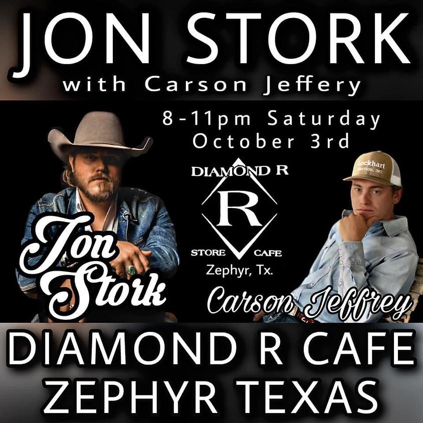 Jon Stork w/ Carson Jeffrey