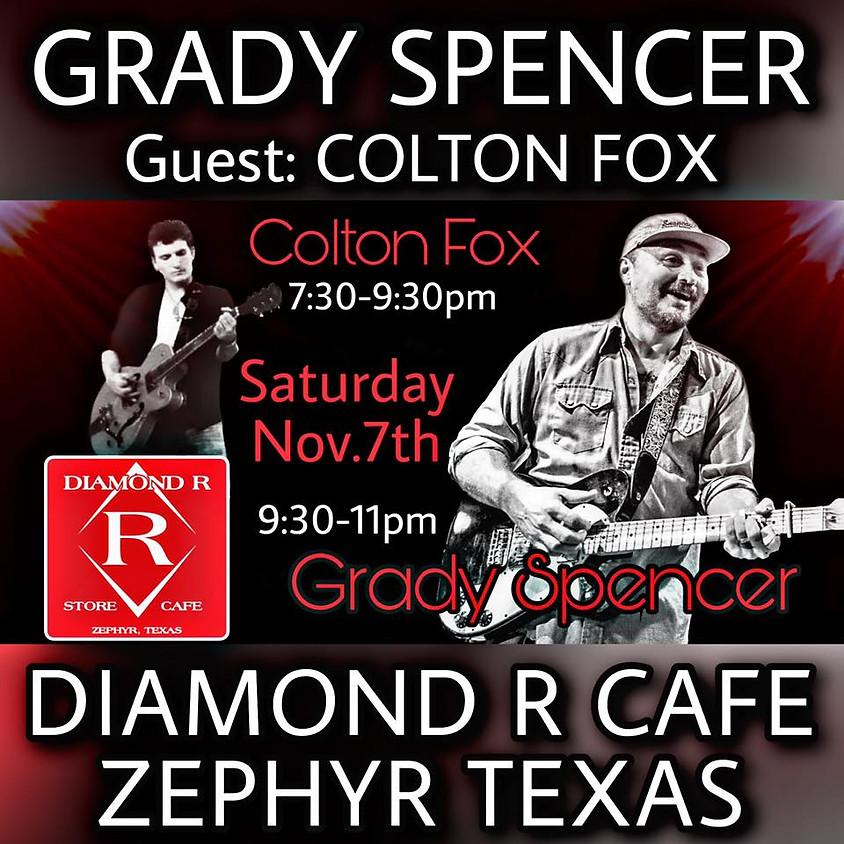Grady Spencer w/ Colton Fox