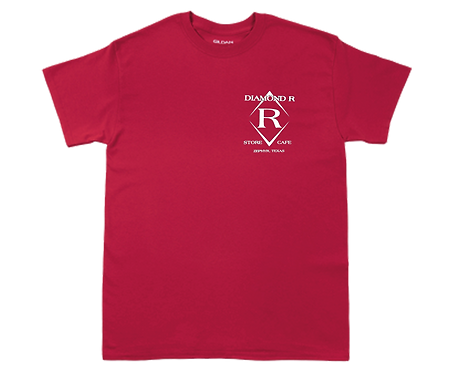 Where the heck is Zephyr, TX - Short Sleeve - Red