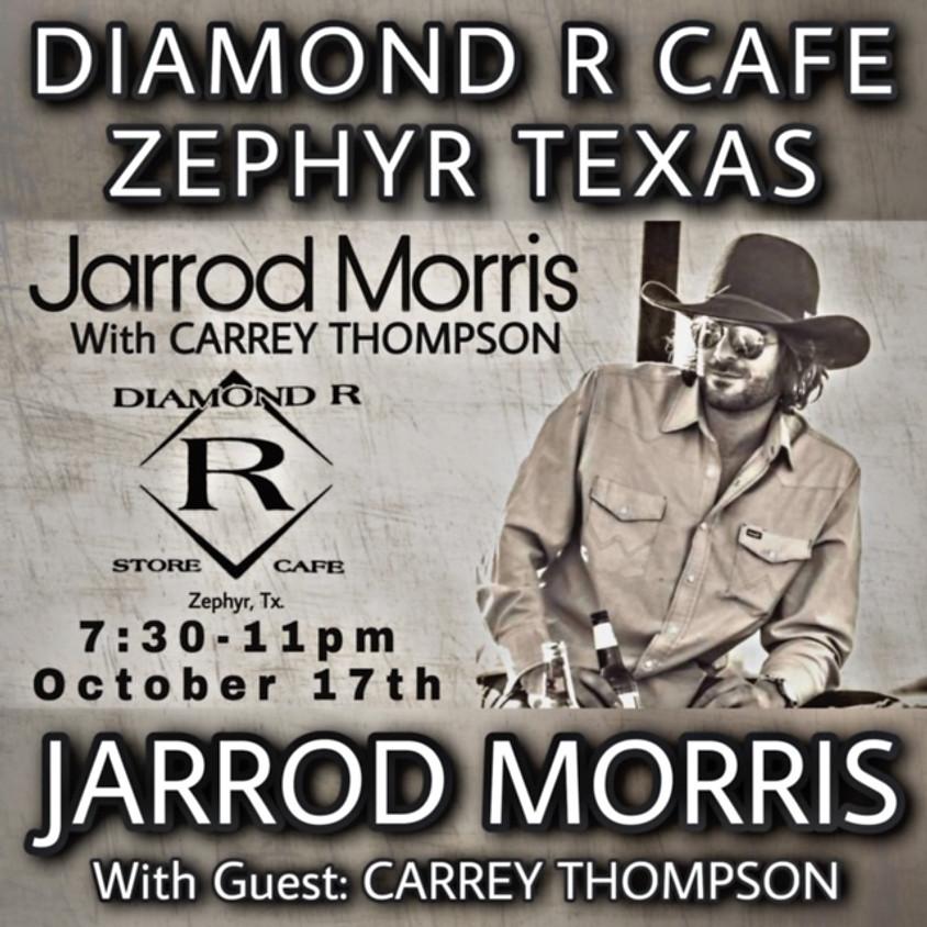 Jarrod Morris w/ Carey Thompson