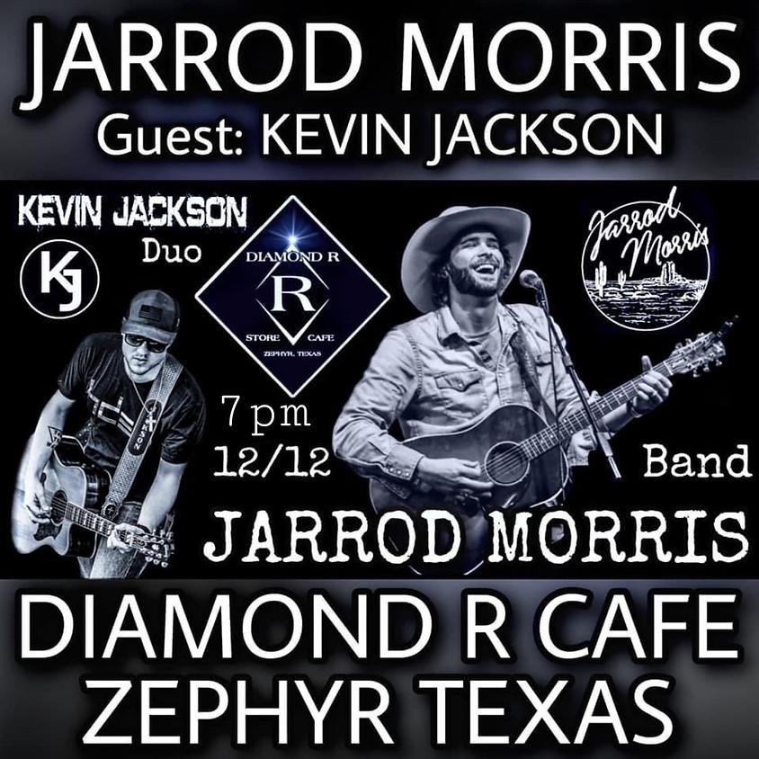 Jarrod Morris Band w/ Kevin Jackson Duo Opening