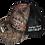 Thumbnail: Camo Hat - Black