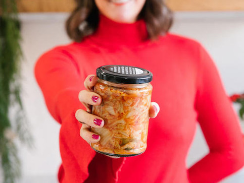 ARE FERMENTED FOODS PROBIOTIC?