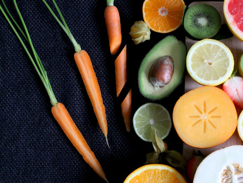 CAN YOU GET ENOUGH FIBRE FROM FRUIT AND VEG ALONE?