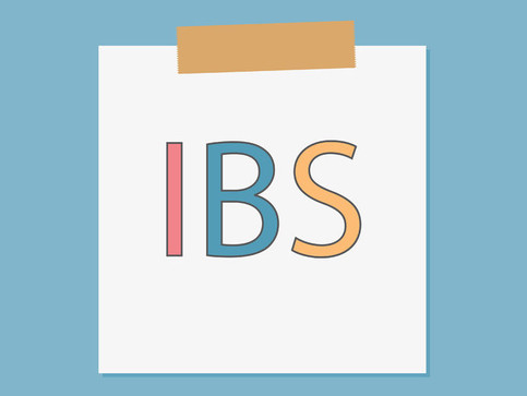10 STEPS TO MANAGING IBS…