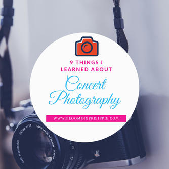 9 Things I Learned About Concert Photography