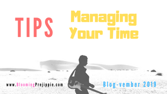 Tips for Managing Your Time (for the D.I.Y. Rock Star)