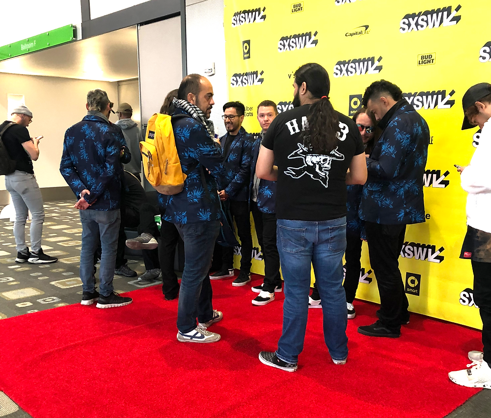 Bands of SXSW 2019  --Blooming Prejippie