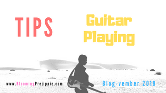 Tips for Guitar Playing (for the D.I.Y. Rock Star)