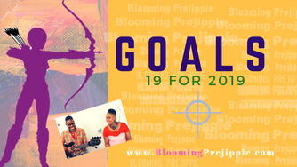 """19 for 2019"": Goals for the New Year"
