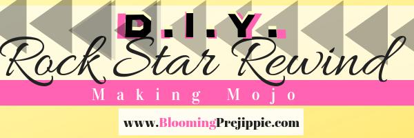 Rock Star Rewind March 2019 --Blooming Prejippie Zine