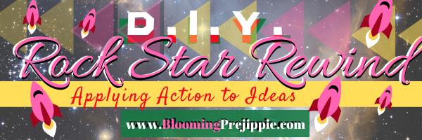 Rock Star Rewind October 2019 --Blooming Prejippie Zine