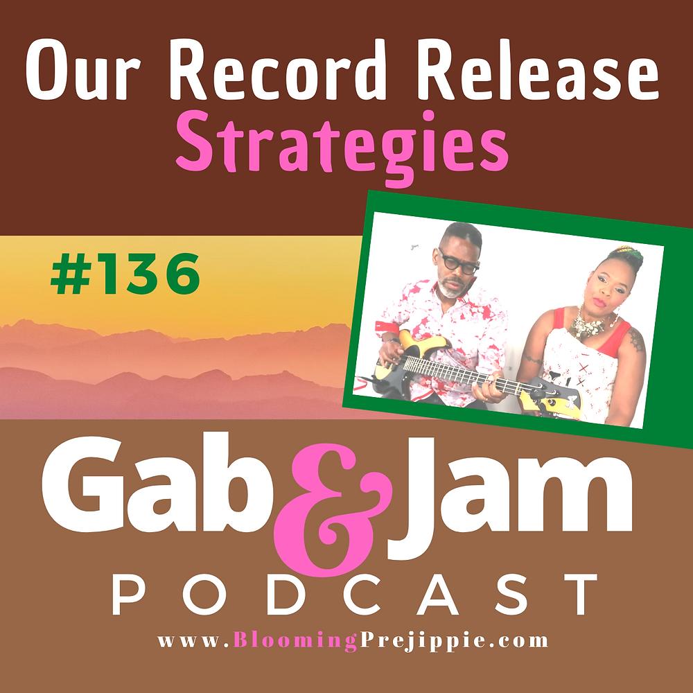 5 Record Release Strategies We've Never Tried  --Blooming Prejippie