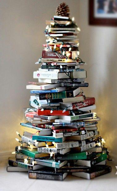 books tree